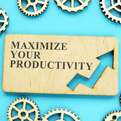 Tip of the Week: 5 Ways to Maximize Productivity, According to Experts